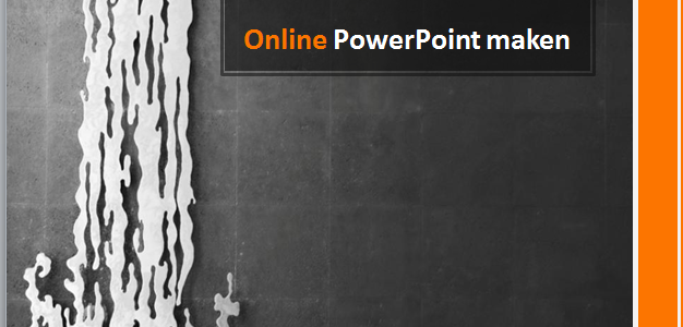 Online Powerpoint maken